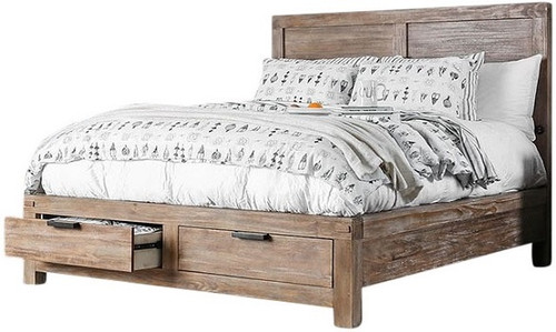 Heights Panel Bed