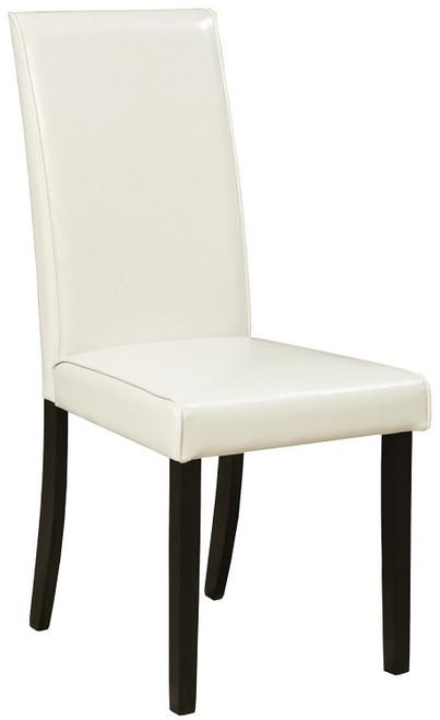 Pierce Set of 2 White Chairs