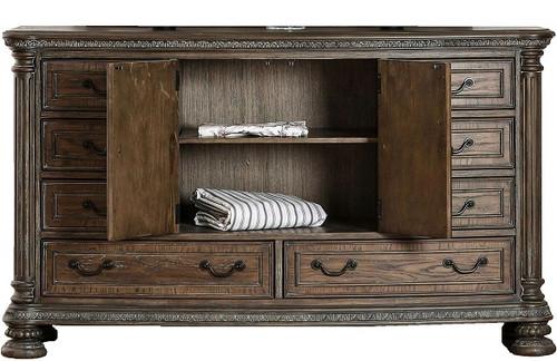 Lucinda Eight Drawer Dresser