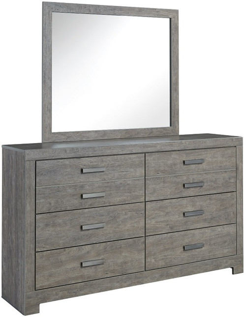 Palm Harbor Mirror shown with Optional Dresser