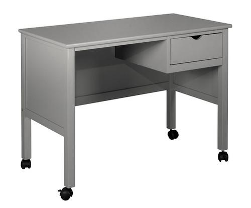 Barrett Gray 1 Drawer Study Desk