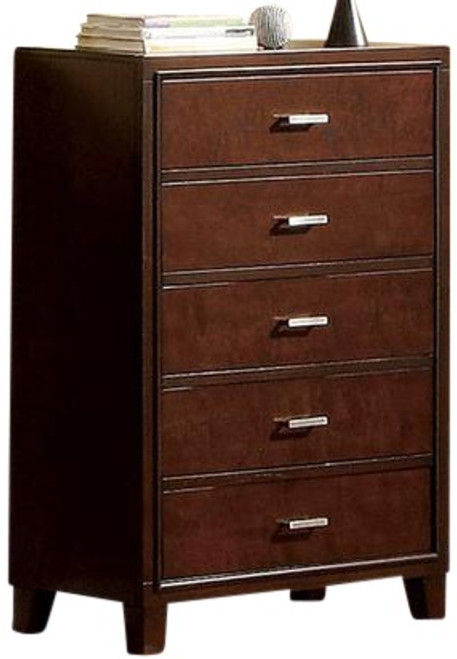 Eastern Five Drawer Chest