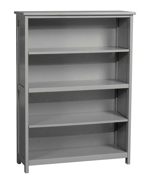 Barrett Gray Tall Bookcase
