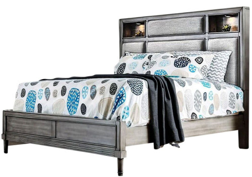 Aires Upholstered Bed