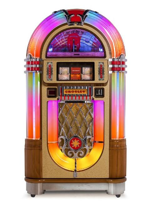 Slimline CD Jukebox
