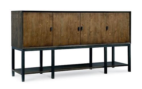 Metropolitan Hazelnut Sideboard