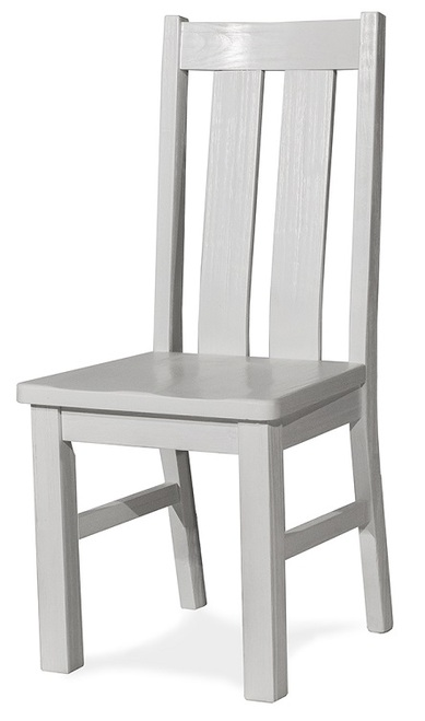 Iris Brushed White Desk Chair