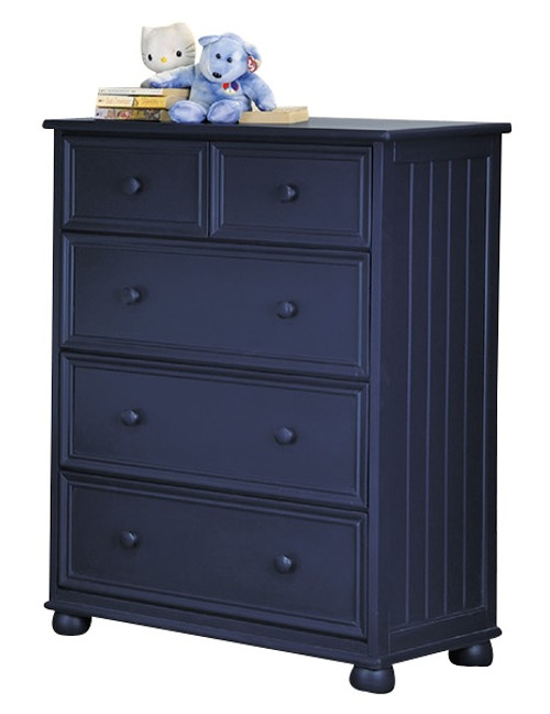 Annapolis Blue Chest of Drawers