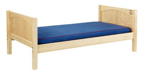 Lingo Natural Finish Kids Twin Bed