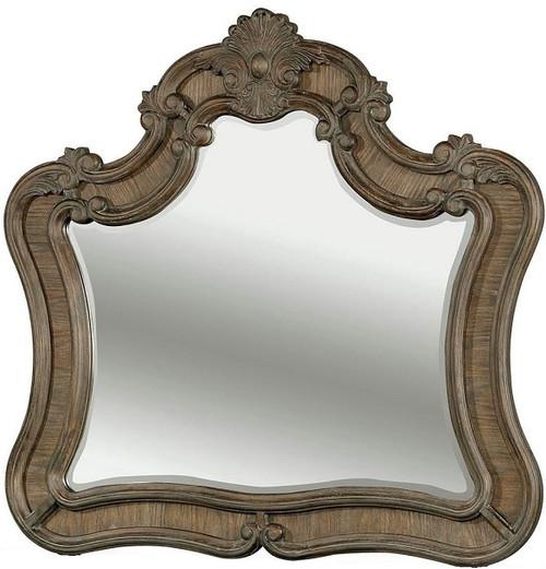 Magnolia Mirror Natural