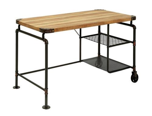 Reston Metal Desk