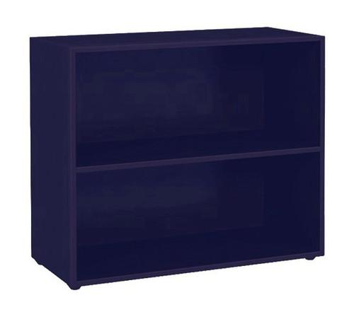 Baldwin Blue 3 Shelf Bookcase