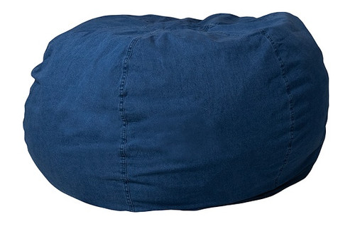 Denim Bean Bag Chairs for Teens