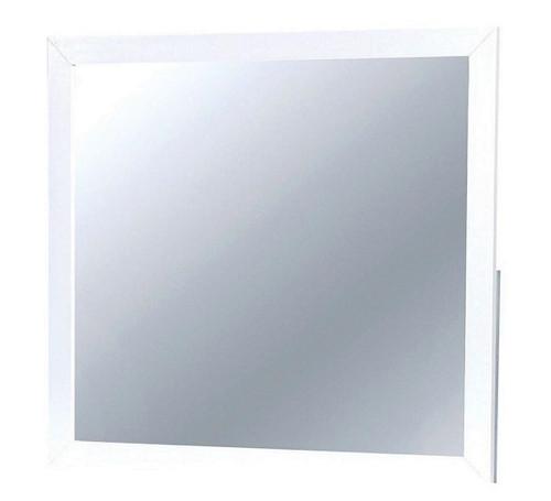 Cadelle White Rectangle Mirror