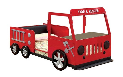 Rescuer Fire Truck Bed