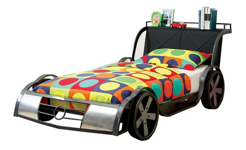 Speedway Race Car Bed twin