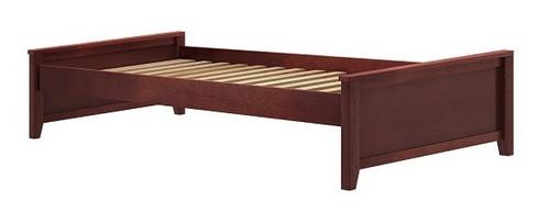 Dawson Chestnut Twin Platform Bed Frame