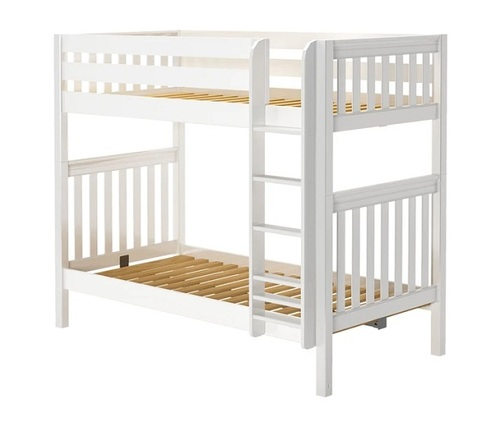 Lily White Twin XL Bunk Beds