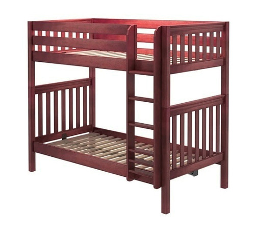Theo Chestnut Twin XL Bunk Beds