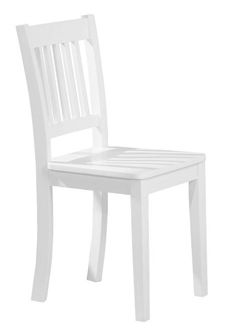 Charlotte White Desk Chair