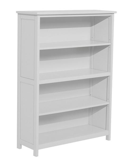 Charlotte White Tall Bookcase