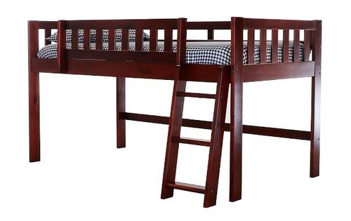 Duncan Brown Cherry Junior Loft Bed