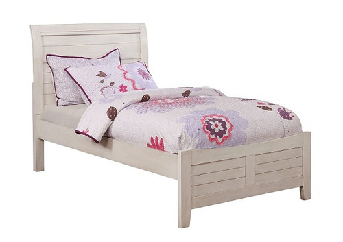 Halsey Weathered White Kids Beds
