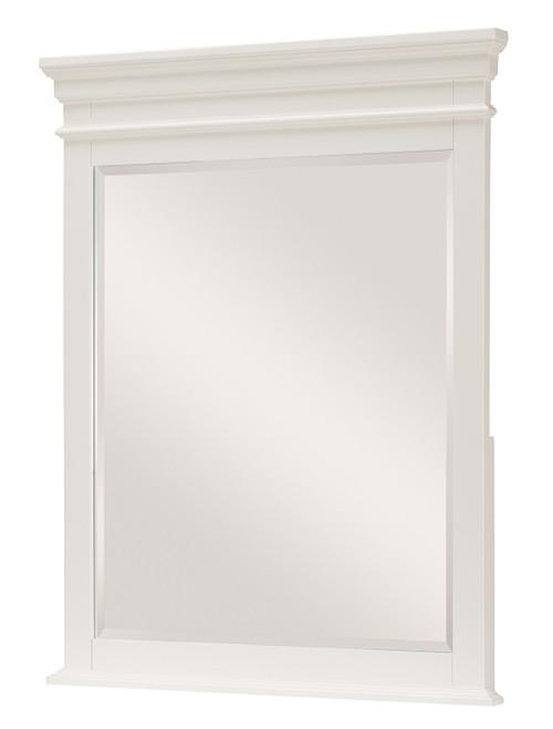 Selena White Mirror