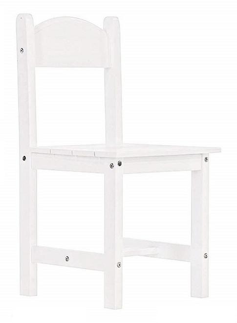 Matslen White Desk Chair