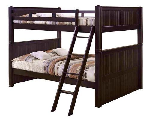 Foster Espresso Full XL Bunk Beds