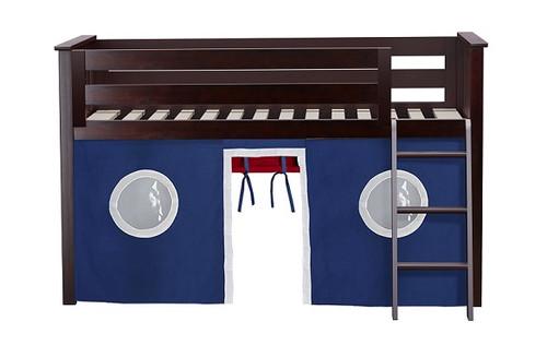 Paliser Espresso Loft Beds for Kids