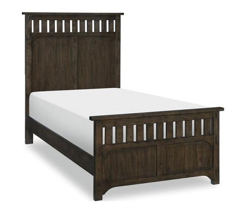 Saddlebrooke Bed twin size