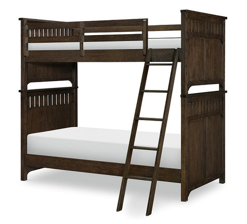 Saddlebrooke Bunk Beds twin over twin size
