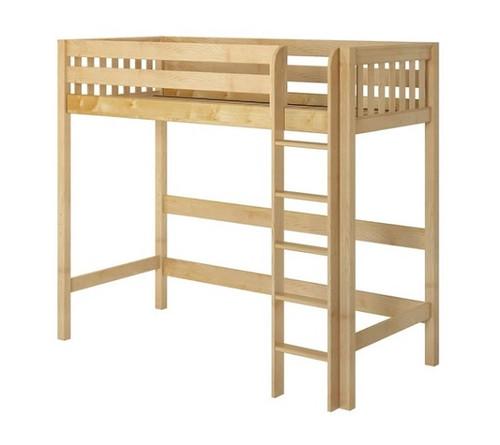 Thayer Ultra High Natural Twin XL Loft Bed