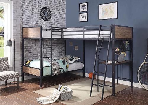 Triple Bunk Bed 3 Bed Bunk Bed Three Bunk Bed