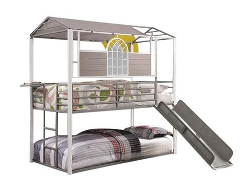 Piedmont Bunk Bed with Slide