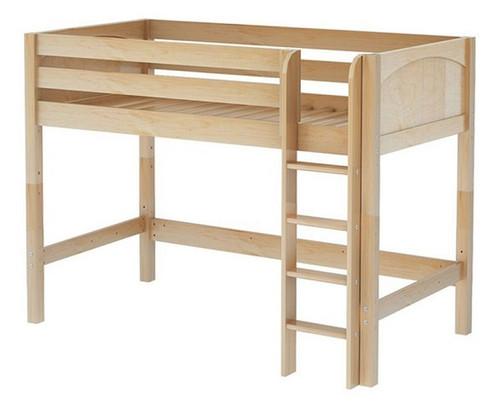 McQwinn Natural Twin Junior Loft Bed