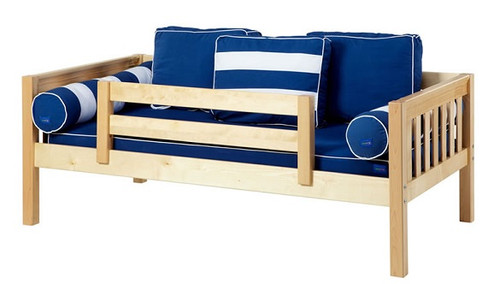 Taylor's Natural Twin Size Toddler Daybed