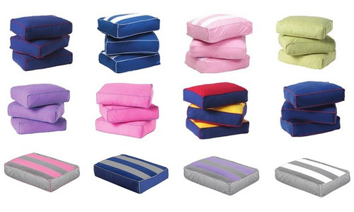 Casey Set of 3 Bed Pillows All Colors