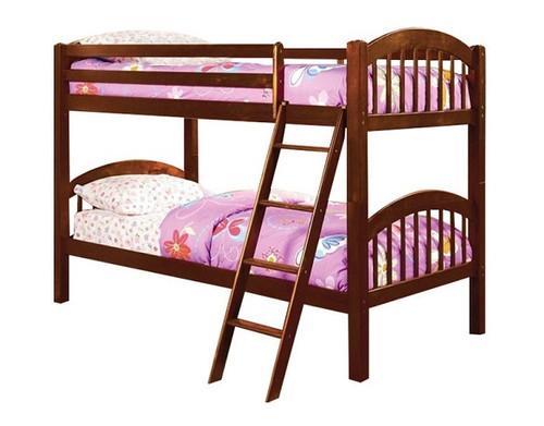 Waterloo Cherry Low Bunk Beds