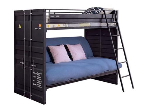 Dakota Twin over Futon Bunk Bed