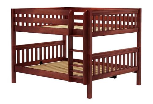 Penn Low Chestnut Queen Bunk Bed