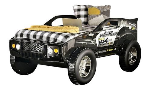 Black Hawk Car Bed
