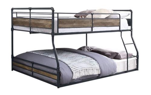 Big Sur Full over Queen Bunk Bed