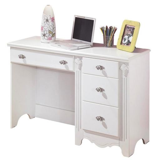 Desirae Desk White