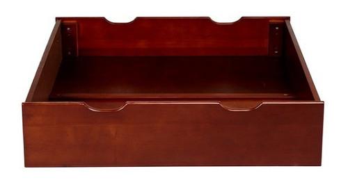 Dawson Chestnut Single Underbed Storage Drawer