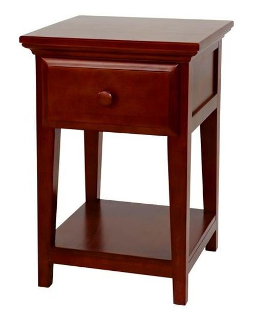 Dawson Chestnut One Drawer Nightstand