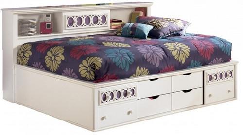 Pippa Big Bookcase Bed