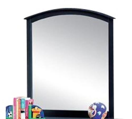 Annapolis Blue Arch Mirror
