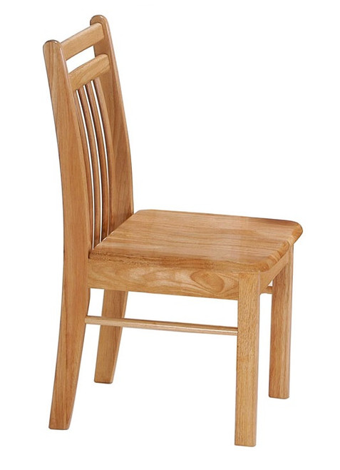 Bailey Natural Student Desk Chair